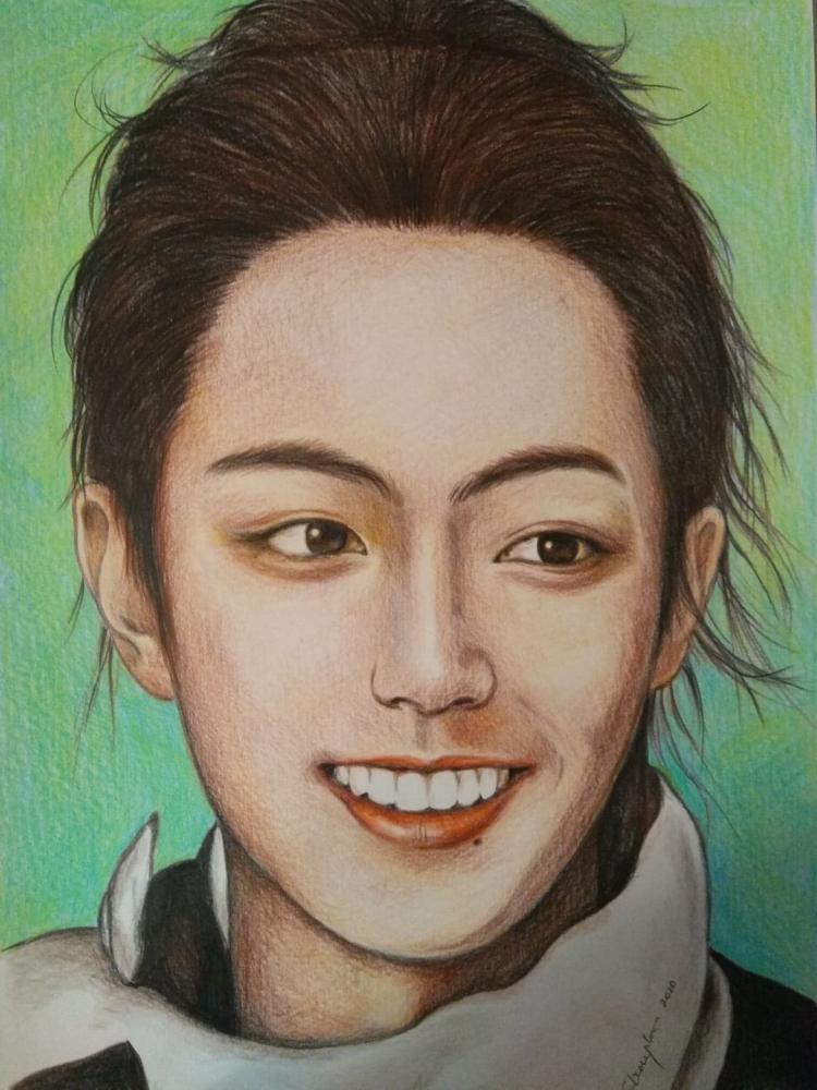 Xiao Zhan por ZiaCz